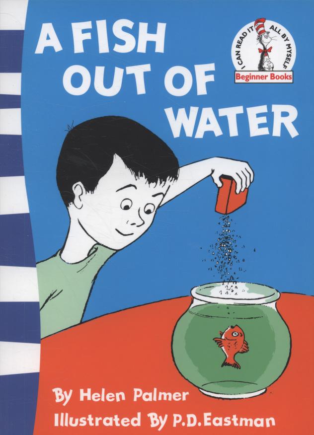 Favourite children 39 s book vox pop 26 for Children s fish book