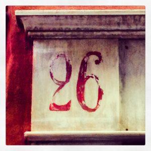26 in Genoa - Tim Rich