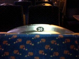 26 on the Norwich to London train - Martin Lee