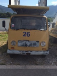 Spotted on the airfield of Tivat airport in Montenegro by Martin Lee