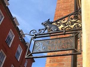 London SW1 - Sue Rogers