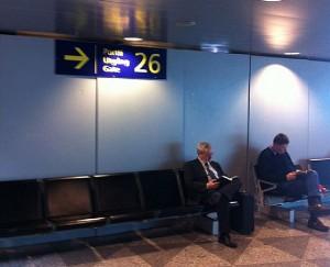 Helsinki Airport - Jim Davies