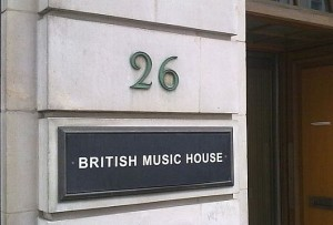 British Words House, surely? North of Oxford Street, London W1 - Jim Davies