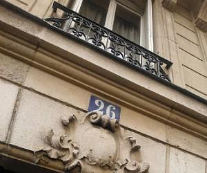 26 in the 19me, Paris - Fiona Thompson
