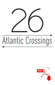 Atlantic Crossings e-book