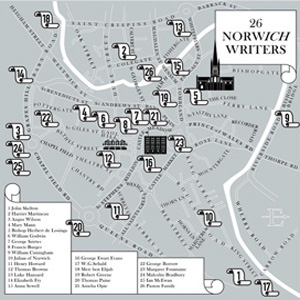 26 Writers for Norwich